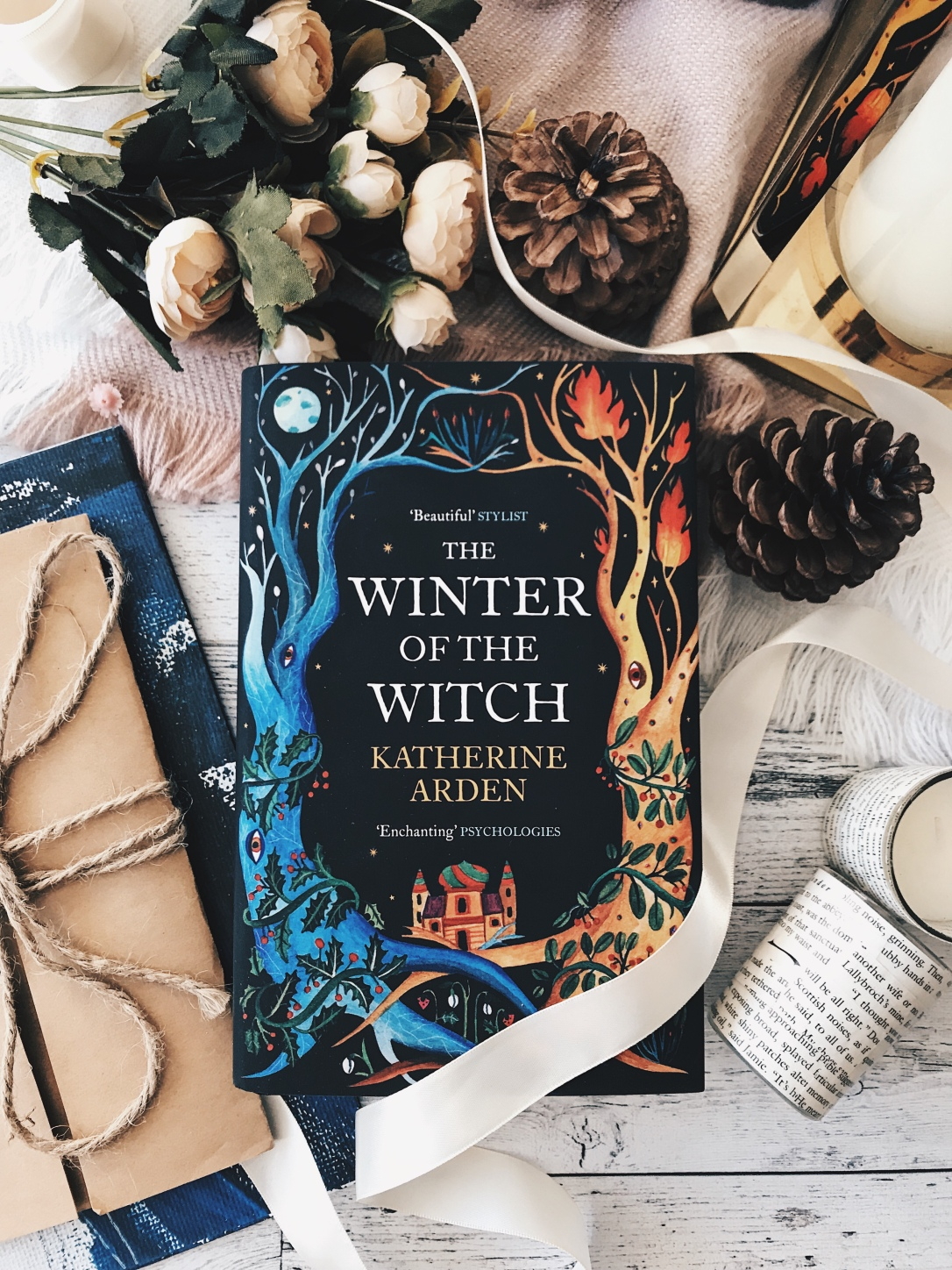 Blog Tour and a Giveaway – The Winter of The Witch by Katherine